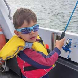 fishing charters boy