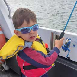 fishing charters boy